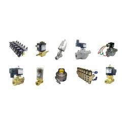 Distribuidor de válvulas solenóides