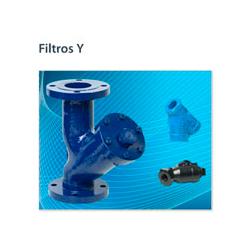 Filtro Y para vapor